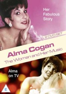 Alma Cogan: The Woman and Her Music, DVD