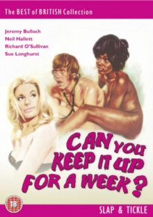 Can You Keep It Up for a Week?, DVD