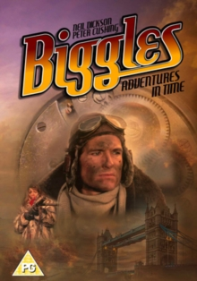 Biggles: Adventures in Time, DVD