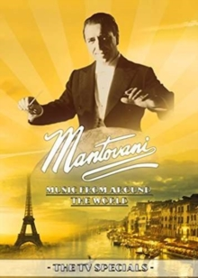 Mantovani TV Specials: Mantovani's Music from Around The..., DVD