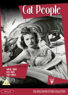 Cat People, DVD