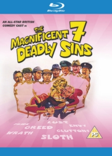 The Magnificent Seven Deadly Sins, Blu-ray BluRay