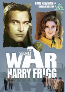 The Secret War of Harry Frigg, DVD DVD