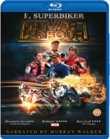 I, Superbiker: The War for Four, Blu-ray  BluRay