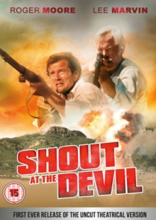 Shout at the Devil, DVD