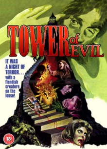 Tower of Evil, DVD  DVD