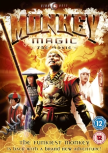 Monkey Magic, DVD