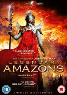 Legendary Amazons, DVD