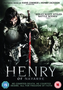 Henry of Navarre, DVD