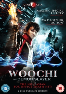 Woochi - The Demon Slayer, DVD