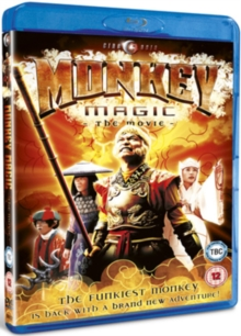 Monkey Magic, Blu-ray