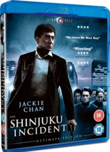 The Shinjuku Incident, Blu-ray