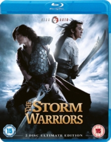 The Storm Warriors, Blu-ray