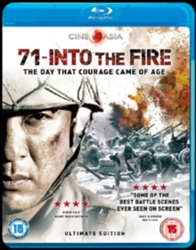 71 - Into the Fire, Blu-ray