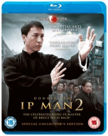 Ip Man 2, Blu-ray