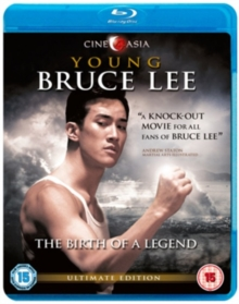 Young Bruce Lee, Blu-ray