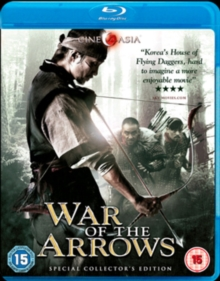 War of the Arrows, Blu-ray  BluRay