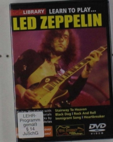 Lick Library: Learn to Play Led Zeppelin, DVD