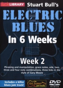 Electric Blues in 6 Weeks With Stuart Bull: Week 2, DVD