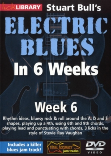 Electric Blues in 6 Weeks With Stuart Bull: Week 6, DVD