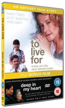 To Live For/Deep in My Heart, DVD