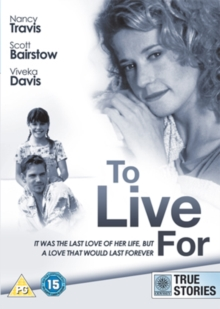 To Live For, DVD  DVD