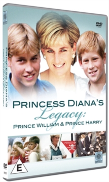 Princess Diana's Legacy - Prince William and Prince Harry, DVD