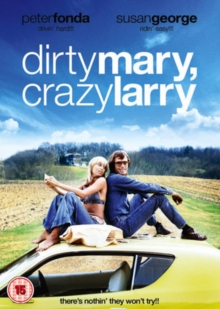Dirty Mary, Crazy Larry, DVD