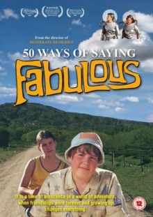50 Ways of Saying Fabulous, DVD