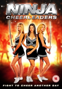 Ninja Cheerleaders, DVD
