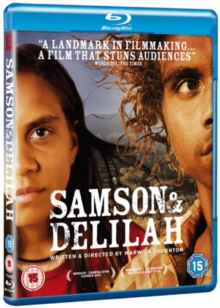 Samson and Delilah, Blu-ray