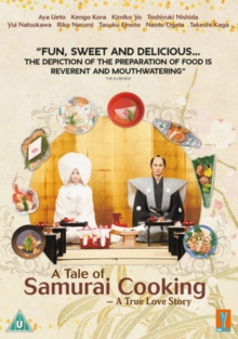 A   Tale of Samurai Cooking, DVD