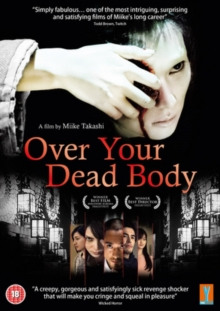 Over Your Dead Body, DVD