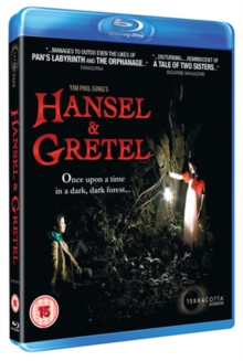 Hansel and Gretel, Blu-ray