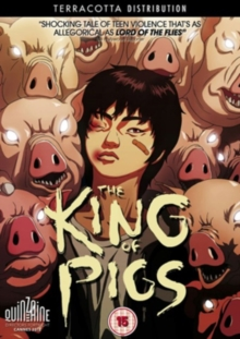 The King of Pigs, DVD