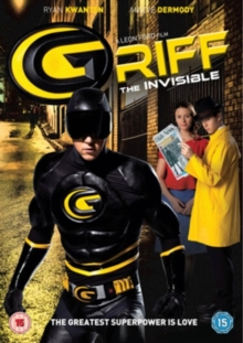 Griff the Invisible, DVD  DVD
