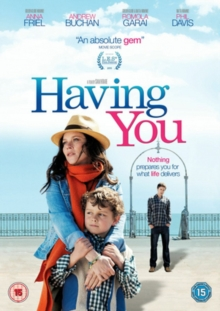 Having You, DVD