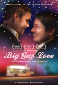Big Gay Love, DVD  DVD