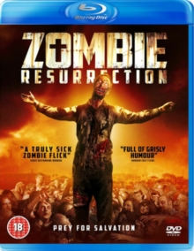 Zombie Resurrection, Blu-ray