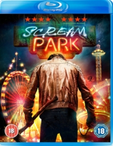 Scream Park, Blu-ray