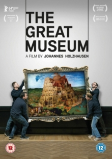 The Great Museum, DVD