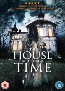 The House at the End of Time, DVD DVD