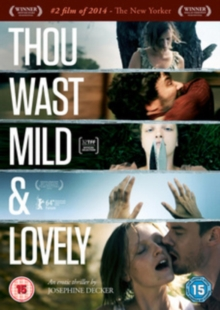 Thou Wast Mild and Lovely, DVD