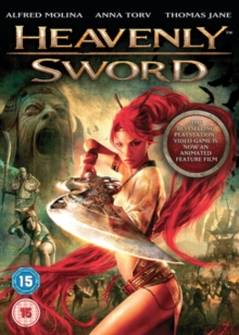 Heavenly Sword, DVD