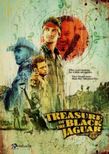 Treasure of the Black Jaguar, DVD