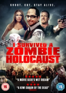 I Survived a Zombie Holocaust, DVD