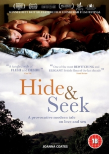 Hide and Seek, DVD