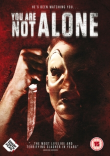 You Are Not Alone, DVD