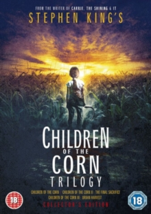 Children of the Corn Trilogy, DVD  DVD