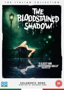 The Bloodstained Shadow, DVD